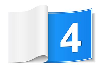 numero quattro