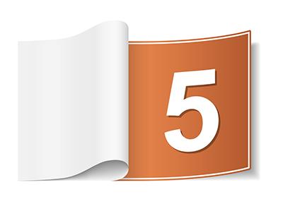 numero cinque