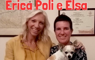 Elsa e Erica Poli
