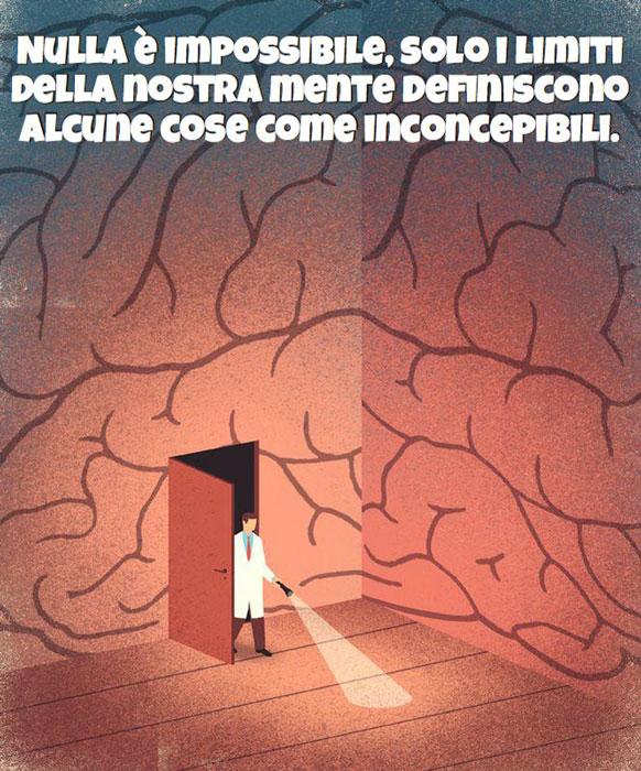 entrare nel cervello