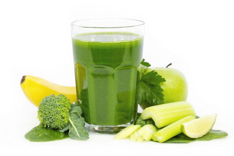 alimentazione intestino verde