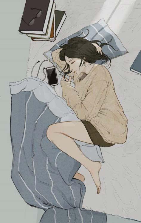 stare a letto