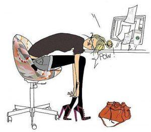 stress a lavoro