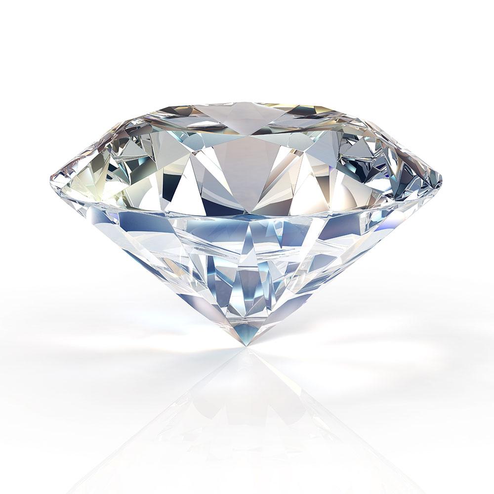 A diamante