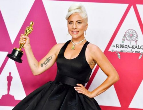 Vittoria, Dale e Lady Gaga insieme per la Giornata Mondiale della Fibromialgia
