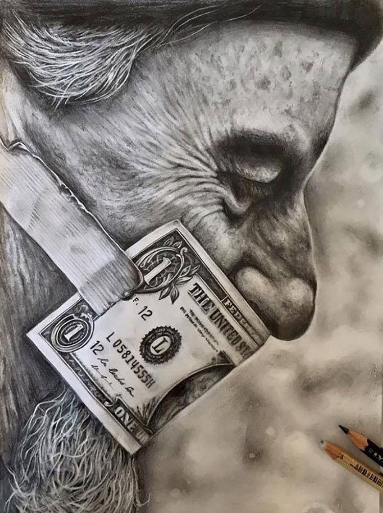 ricchi e poveri malati